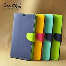 Goospery Mercury Fancy Flip Diary Case Cover for Samsung Galaxy Core GT I8262