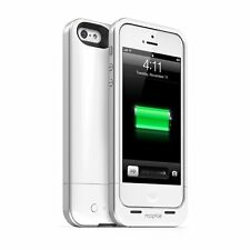 SALE GENUINE Mophie iPhone 5 5S Juice Pack Air 100% 1700mAh Battery White Case