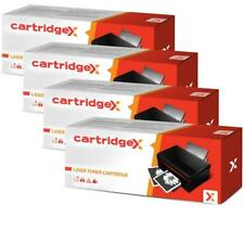 Bulk Pack of 4 Black Laser Toner Cartridge Compatible with HP CE278A 78A