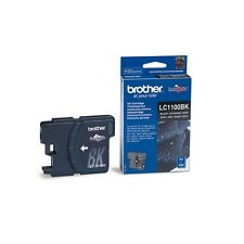 Autentico Brother LC1100BK Cartuccia Inchiostro Nero per DCP MFC Stampanti