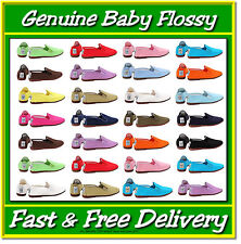 Flossys Flossy Plimsole Shoes All Colours, Baby, Infants & Toddler Sizes (3-7)