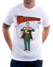 t-shirt superuomo nietzsche To give happiness by tshirteria n12