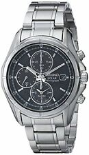 Seiko Men's SSC001 Alarm Chronograph Dress Watch