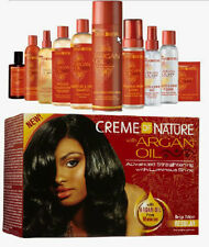 CREME OF NATURE MOROCCAN ARGAN OIL HAIR CARE PRODUCT