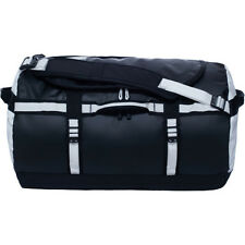 North Face Base Camp Small Unisex Bag Duffle - Tnf Black White One Size