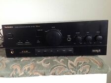 TECHNICS SU-X120 CLASS A INTEGRATED AMPLIFIER WITH PHONO STAGE