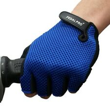 PEDALPRO CYCLING GLOVES PADDED FINGERLESS MTB MOUNTAIN BIKE BICYCLE/CYCLE M/L/XL