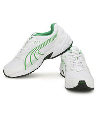 Puma Pluto Dp White Sports Shoes, MRP-4299/-., Flat- 50% Off , Freedom Sale