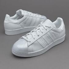 Scarpe Adidas Superstar Glossy bb0683 donna White sneakers Paint