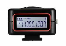 Geotagger Pro2-EOS is camera GPS receiver with LCD screen for Canon EOS-1D X, EO