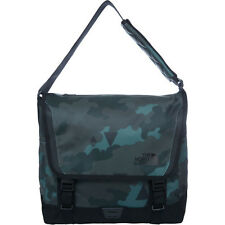 North Face Base Camp Medium Unisex Bag Messenger - Camo Print Tnf Black One Size