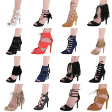 PUMPS HIGH HEELS SANDALETTEN DAMENSCHUHE 6anl 0€
