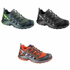 Salomon Mens XA Pro 3D Quicklace Trainers/Shoes 3 Colours 6 Sizes
