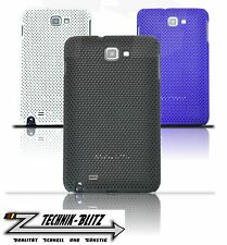 Mesh Hardcase Schutz-Hülle Samsung Galaxy Note N7000 S2 i9100 S Plus i9000 i9001