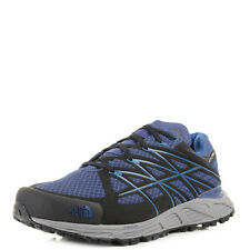 Mens The North Face Ultra Endurance GTX Limoges Blue Running Shoes Size