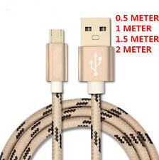 0.5/1/1.5/2/3M FAST Micro USB Charger High Speed Data Cable for Android Phones