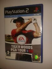 * Sony Playstation 2 Game * TIGER WOODS PGA TOUR 08 * PS2