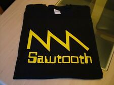 T SHIRT SYNTH DESIGN SAWTOOTH WAVE MODULAR SYNTH VCO S M L XL XXL