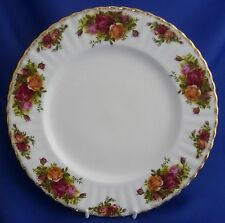 ROYAL ALBERT 'OLD COUNTRY ROSES' DINNER PLATE