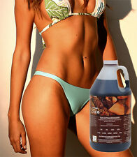 TAN EXTRAORDINAIRE AIRBRUSH SPRAY TANNING SOLUTION GALLON FROM TAMPA BAY TAN