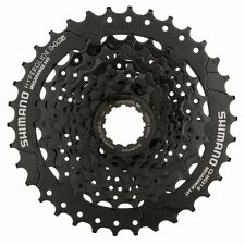 SHIMANO CS-HG-31 8 SPEED CASSETTE 11-34T, 11-32T, 11-30T choose in variations
