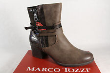Marco Tozzi Women's Boots Ankle Boots brown new