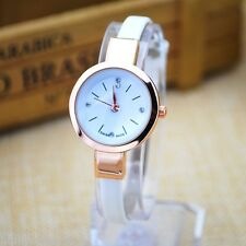Women's Watches Leather Band Quartz Girls Watches For Ladies