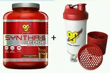 BSN Syntha-6 Edge Multi Blend Whey Protein + FREE BSN SMART SKAKER 1.8kg