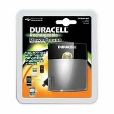 Duracell Powerhouse USB Charger with Lithium ion battery / includes universal ca