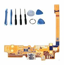 Flex Cable Ribbon with Charger USB Micro Charging Port Dock Connector & Mic Repl