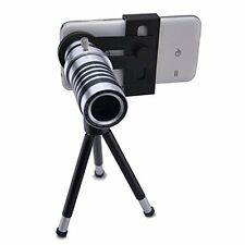 ANYA 12X Zoom Clip Telescope Camera LENS For Apple iPhone 6 4.7 inch iPhone 6 Pl