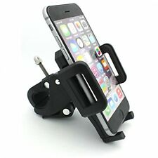 Rotating Bicycle Mount Bike Handlebar Cell Phone Holder Universal for Cricket No