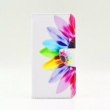 iPhone 6 Case,JanCalm [Kickstand] Pattern Premium PU Leather Wallet [Card Slots