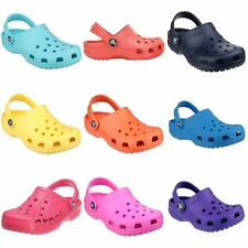 Crocs Childrens/Kids Classic Style Clogs 8clrs 9szs Fun Jibbitz