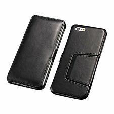 Flip Leather Case for iPhone 6 plus 6S Vintage Oil Wax Grease Synthetic PU Leath