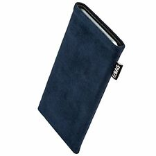 fitBAG Classic Blue custom tailored sleeve for iPhone 5s 16GB 32GB 64GB. Genuine
