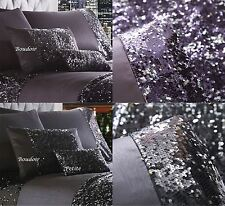 Luxury Sequin Filled Boudoir & Petite Cushion Dazzle