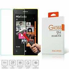 NacodexUltra Slim Premium HD Tempered Glass Screen Protector For Nokia Lumia 520