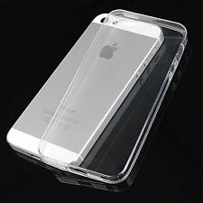 Crystal Clear Ultra Thin Soft Case for Iphone 5 Transparent