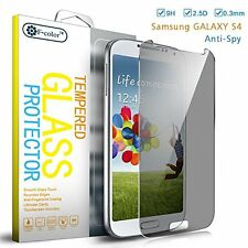 Galaxy S4 Screen Protector, Privacy Anti-Spy Tempered Glass Screen Protector Gua