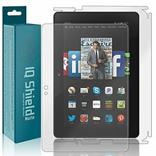 IQShield Matte - Amazon Kindle Fire HDX 8.9 (Wifi) Anti-Glare Screen Protector a