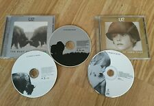 U2 BEST OF 1980-1990 & BEST OF 1990-2000 DOUBLE CD RARE TRACKS B-SIDES