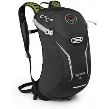 Osprey Syncro 15 Unisex Rucksack Bike - Meteorite Grey All Sizes