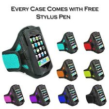 Sports Jogging Gym Running Net Armband Holder Case Cover For Apple iPhone 7 4.7""