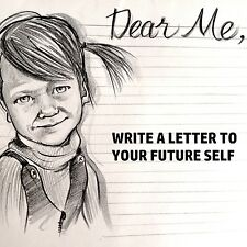 Write A Letter To Your Future Self - Write Now, Read Later, Treasure Forever