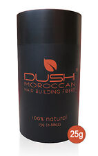 Dushi Instant Hair Building Fibres Natural Hair Thickener 25g
