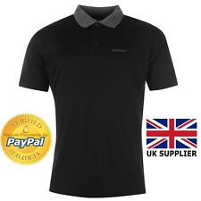 Donnay Polo T Shirt Shirt Casual Top Summer Contrast Collar Size M L Mens