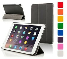 Piel Inteligente Plegable Funda para aire de Apple iPad 2