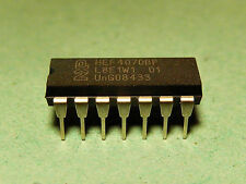HEF4070BP 4000 CMOS 4070 NXP Semiconductors
