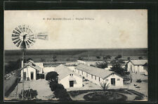 formidable CPA Ber Rechid, Hôpital Militaire